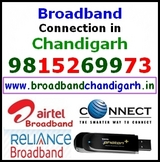 Broadband connection chandigarh