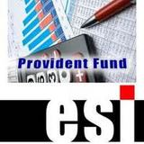 PROVIDENT FUND AND ESI REGISTRATION FORMS DELHI