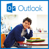 Outlook Email Log in and Log out Demo