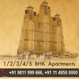 1 BHK Flats Apartments Gurgaon