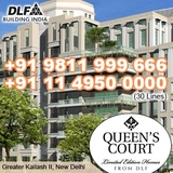 DLFQueens Court Greater Kailash II Delhi