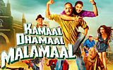 kamaal dhamaal malamaal