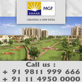 Emaar MGF Villa Floors Indore Greens