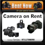 DSLR Camera Rent Delhi Mumbai