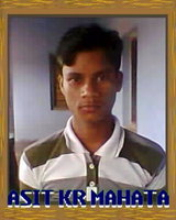 Asit kumar mahata
