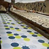 Saree Screen Printing Services in Kolkata Barabazar Market