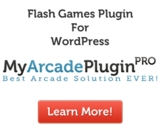 MOST POWERFUL ARCADE SCRIPT FOR WORDPRESS