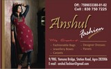 Anshul fashion