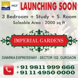 Emaar MGF Imperial Gardens Gurgaon