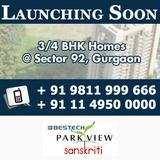 Bestech Sanskriti Gurgaon