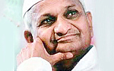 help india - Support Anna Hazare