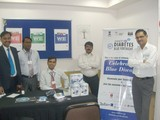 Radisson Blu Hotel New Delhi Paschim Vihar Proudly Supports Sanofi Diabetes Blu fortnight 2012