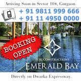 Puri Emerald Bay Dwarka Expressway