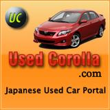 Used Corolla Cars