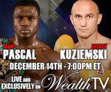 Pascal vs Kuziemski Live