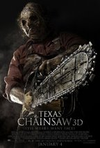 Watch Texas Chainsaw 2012 or 2013 movie in 3D to download free