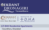 Ekdant Dronagiri Vasundhara Ghaziabad