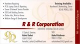 R and R Corporation