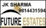 DLF Hyde Park Terraces Mullanpur jk sharma