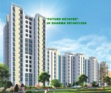 Ansal API Tulip and carnation Tower Mohali Future Estates