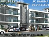 Omaxe Silver Birch Floors Mullanpur Future Estates
