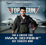 Watch free full length 3D IMAX movie Top Gun 2013 online