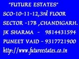Future Estates Ansal API Tulip Carnation Residential Tower in Mohali