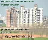 Ansal Tulip and Carnation Tower Mohali Future Estates jk sharma