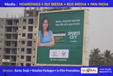 Nirmal Lifestyle appoints Global Advertisers for an OOH campaign of Sports City