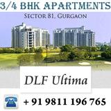 DLF Ultima New Project Gurgaon