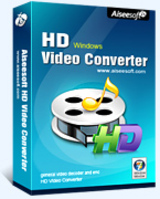 Aiseesoft HD Video Converter Registration Code