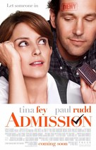 Watch Admission 2013 stream online