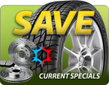 Finding Tires for Sale Online