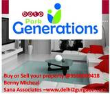 BPTP Park Generation sector 37D Resale 1760Sq.ft