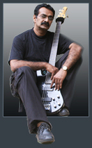 Fastest Bass Player Jayen Varma