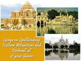Explore the GoldenTriangle with South India Tours