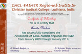 Medical Education Fellowship 2012