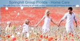 senior care - Springhill care group gentle exercises seniors yoga
