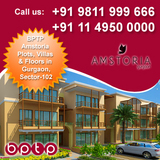 BPTP Amstoria Plots Sector 102 Gurgaon