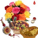 Send  Rakhi with Dryfruits