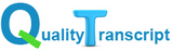 transcription services - qualitytranscript
