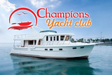 Champions Yacht Club hire luxury Yacht charter and Boats rentals in goa