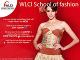WLCI Fashion School admission process started