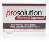 Buy ProSolution Pills Penis Enhancement Pill System
