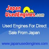 Japan Used Engines