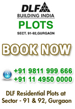 Dlf Plots Sector 90 91 Gurgaon