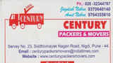 Century Packers And Movers Pune