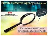 Private Investigator Singapore