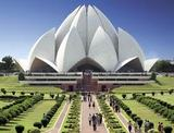Lotus temple An icon in Indian culture  society