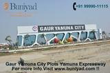 gaur yamuna city plots yamuna expressway - Gaur Yamuna City Plots